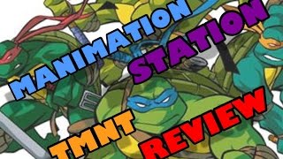 TMNT 2003 Review