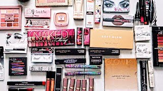 NOVEMBER 2018 HOLIDAY BEAUTY GIVEAWAY $700+ IN MAKEUP
