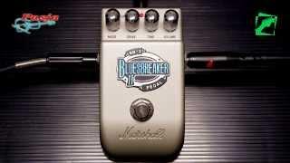 Маршалл Bluesbreaker II (ВВ-2) - демо, реампинг тест