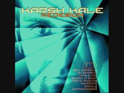 Karsh Kale - Anja: Redesign