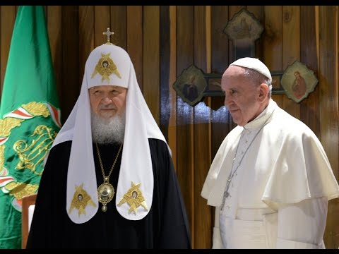 Radu Preda despre întâlnirea de la Havana dintre Patriarhul Chiril și Papa Francisc | TVR