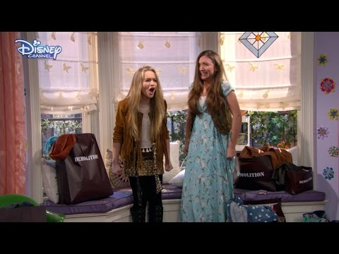 Girl Meets World | New Clothes! | Official Disney Channel UK