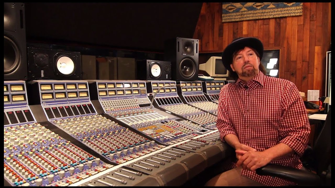 Focusrite // The Story of the Focusrite Studio Console