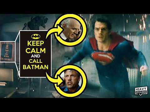 MAN OF STEEL Insane Details And Easter Eggs That Only True DC Fans Will Understand | MOVIE BREAKDOWN