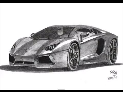 Draw Cars YouTube