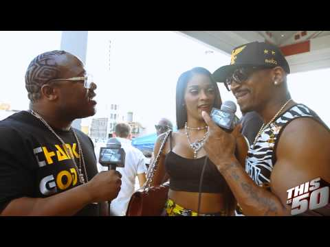 Stevie J on Producing For Biggie; Joseline on Stripping