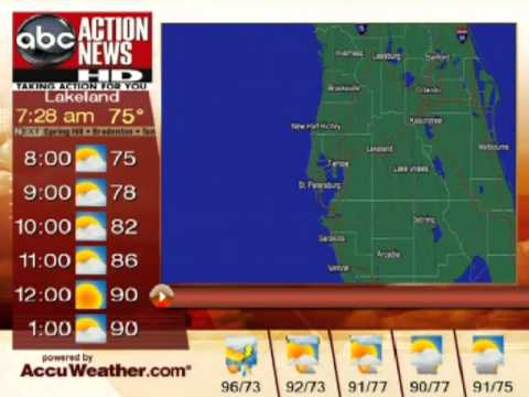 WFTS-TV AccuWeather Sample (June 2011)