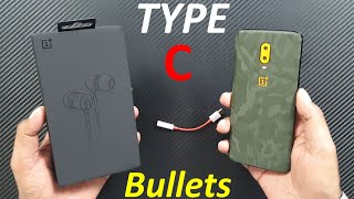 OnePlus Type-C Bullets Earphones Review ! Still Missing 3.5mm Jack ?