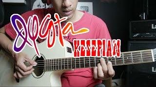 Dygta Kesepian Tutorial Gitar plus Backing Track