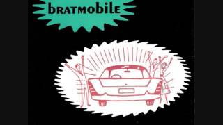 bratmobile - kiss and ride 7""