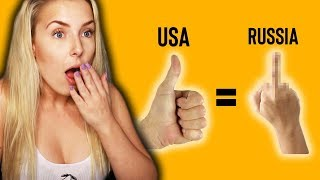 Hand Gestures That Are DIFFERENT Around The WORLD!