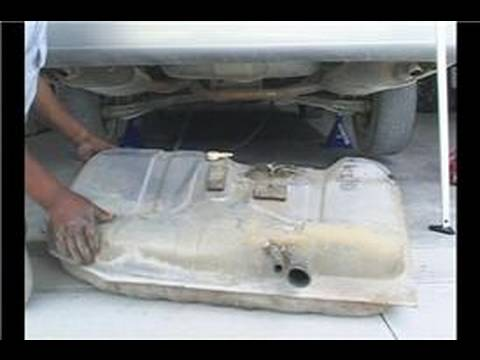 How To Replace A Fuel Pump Removing Lock Ring To Change