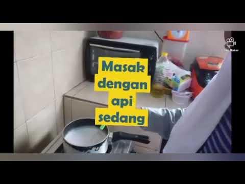 Bahasa Indonesia  Prosedur kerja praktek membuat agar2 resep dari Balqis Nuuril Kamila VII A