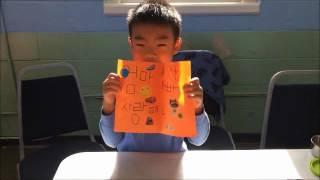 speaking in Korean