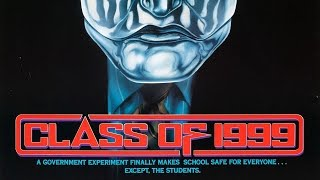 Class of 1999 (1989) Patrick Kilpatrick, Pam Grier & John P Ryan killcount