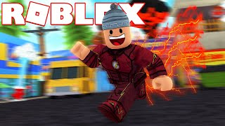 A NOVA LENDA DA VELOCIDADE l Legends Of Speed Roblox