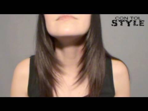Corte de cabello grafilado yo misma