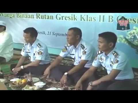 NAPI DIKERJAIN WKWKWK Pengajian KH Anwar Zahid Terbaru 2016 di LAPAS RUTAN GRESIK