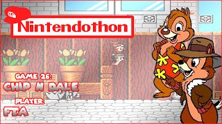 The HFC Nintendothon: Helping Everyone To Have Peace of Mind! [#26: Chip and Dale: Rescue Rangers]