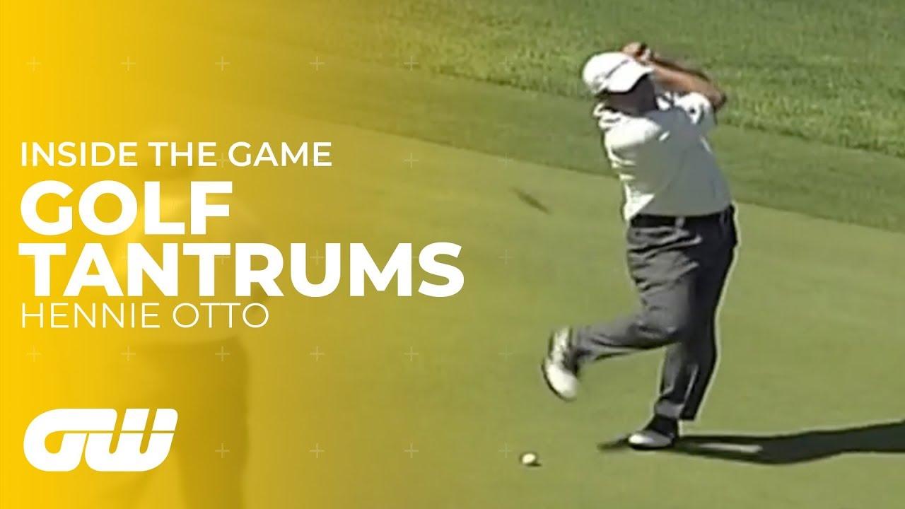 10 Hilarious PGA Golfer Temper Tantrums