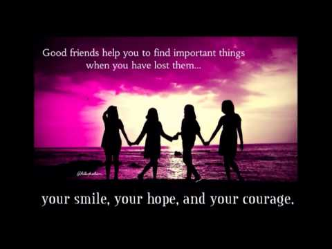 One Friend - Best Friend Forever