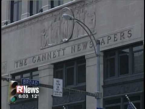 RIT on TV News: Gannett Cost Cutting
