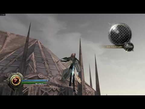 Glitch Walker - Lightning Returns Mods