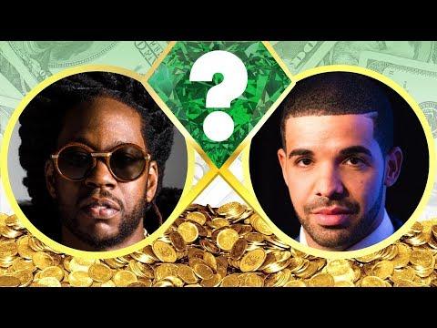 WHO'S RICHER? - 2 Chainz or Drake? - Net...