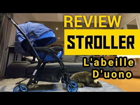 Cara merakit kereta bayi dan Review Stroller L'abeille D ...