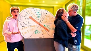SEXUAL SPIN WHEEL (GAME)