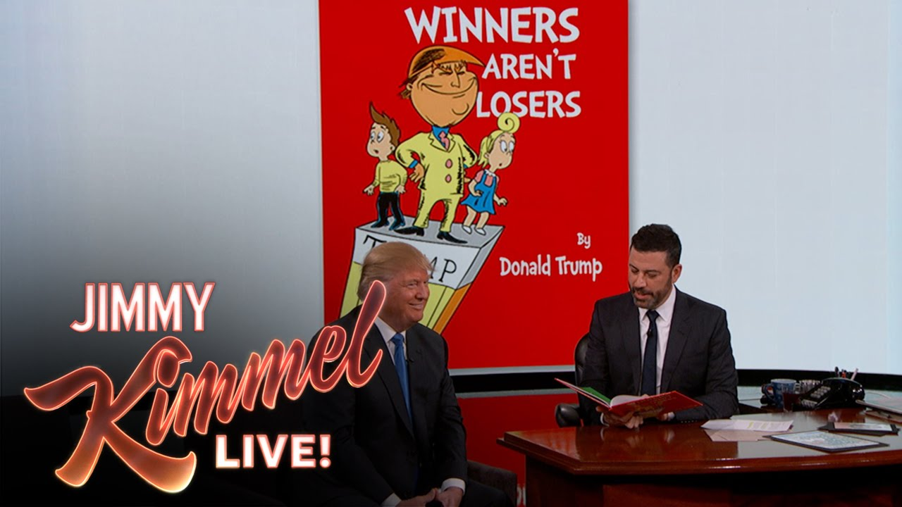 Donald Trump Children's Book - YouTube