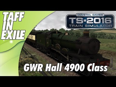 Train Simulator - Falmouth Branch Line - GWR Hall 4900 Class