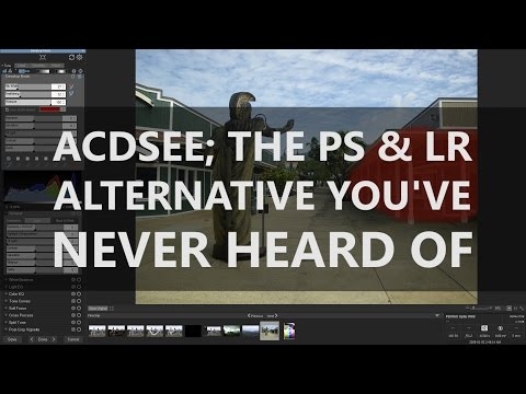 TWiP Apps 01: ACDSee; The Photoshop and Lightroom Replacement You've Never Heard Of