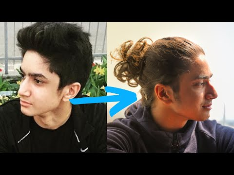 मेरी-hair-transformation-(long-hair-motivation-for-men)-+-tips-for-growing-long-and-healthy-hair