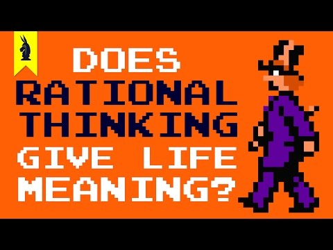 Does Rationality Give Life Meaning? (Kierkegaard) - 8-Bit Philosophy