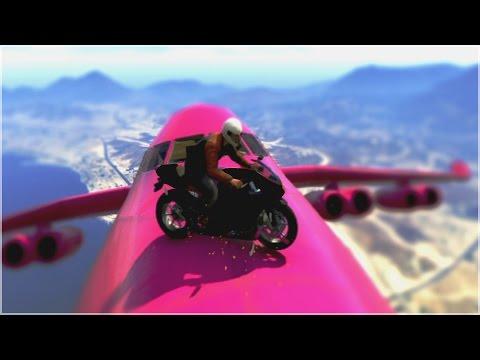 The AMAZING Stuntman ! (EPIC GTA 5 STUNTS)