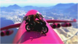 INCREDIBLE GTA 5 STUNTS COMPILATION