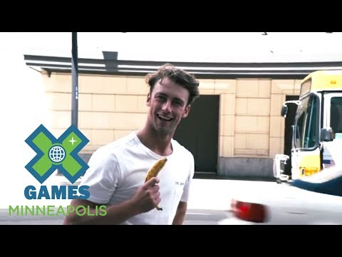 Craig McMorris: The McMorris Minute - Man on the Street | X Games Minneapolis 2017