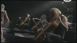 Apocalyptica - Faraway [Germany 2003] [HQ]
