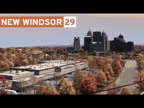 Industry! - Cities Skylines: New Windsor - Part 29 -