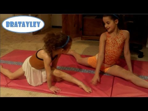 Point Your Toes! (WK 160.6) | Bratayley