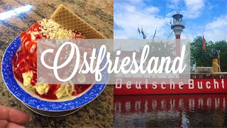 Ostfriesland, Germany (Leer and Emden) on the North Sea