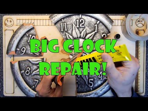 Teardown Lab - I have a big clock