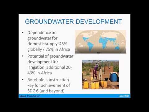 E4C Webinars l Professional Water Well Drilling in Africa: Incentives and Support