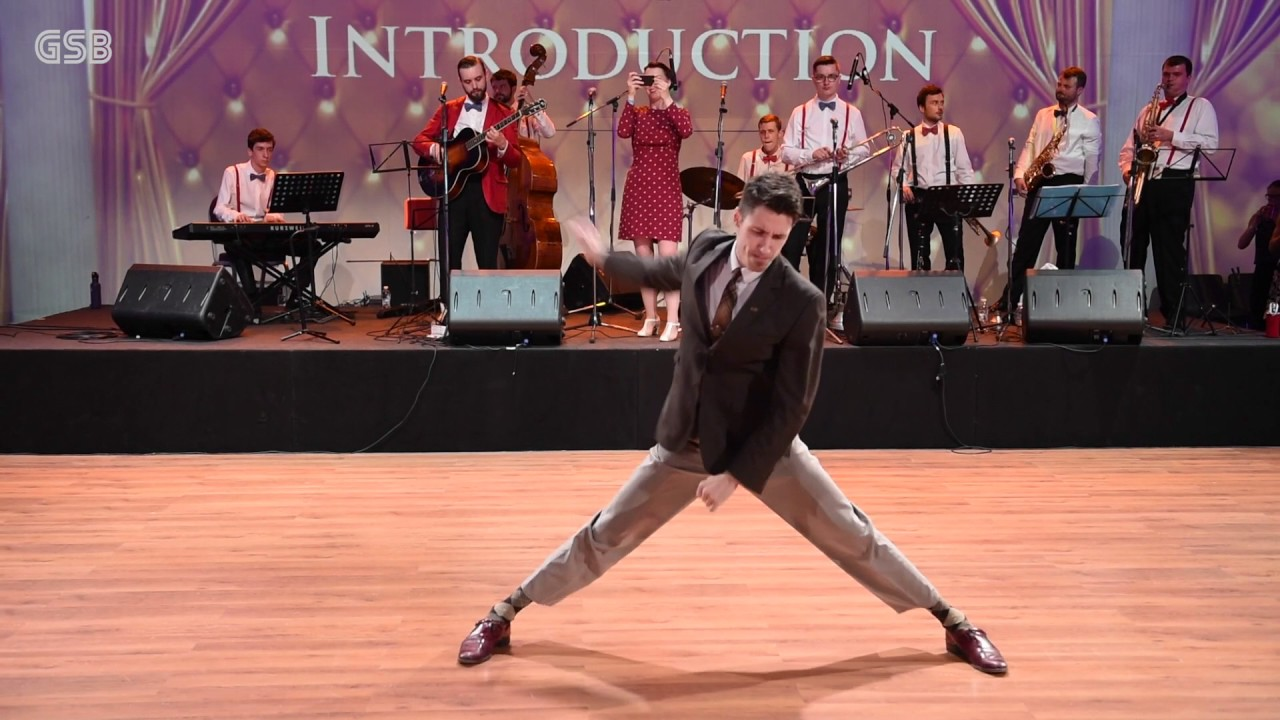 Sofia Swing Dance Festival 2017 - Teachers' Introduction