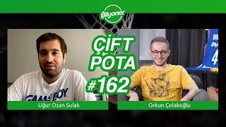 2021 NBA Draft, Alperen Şengün Nerede Seçilir? | Orkun Çolakoğlu & Uğur Ozan Sulak | Çift Pota #162