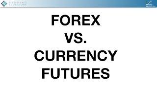 Forex vs. Futures