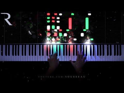 Вопрос: Как играть Jingle Bells на пианино?