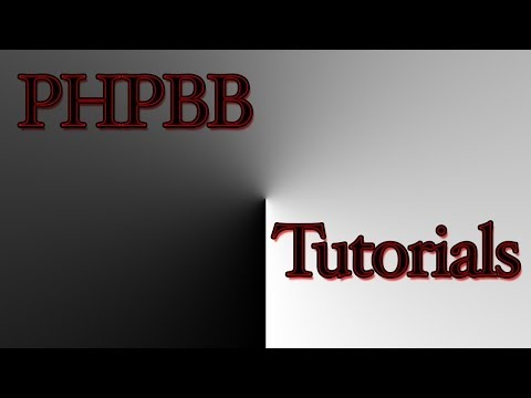 How to change your theme style in phpbb Using Filezilla Tutorial
