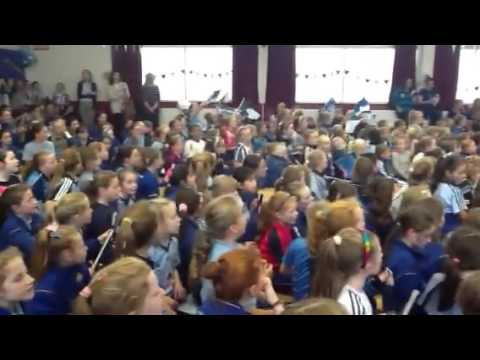 Take that medley for Sam  Scoil Naomh Padraig Ballyroan